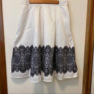 New eShatki Art Deco embellished Skirt 18W